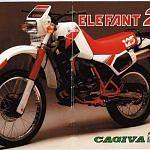 Cagiva Elefant 125 (1985-86)