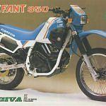 Cagiva Elefant 350 (1985-86)