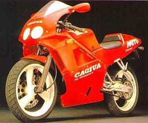 Cagiva Mito 125 (1989)