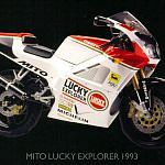 Cagiva Mito 125SP II Sport Production Lucky Explorer (1992-93)