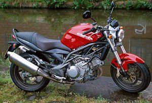 Cagiva Raptor 1000 (2004-05)