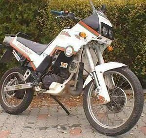 Cagiva Tamanaco 125 (1988-91)