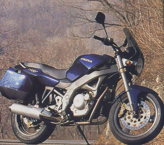 Cagiva 600 River (1996-98)