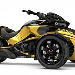 Can-Am Spyder F3-S Daytona 500 (2017)