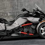 Can-Am Spyder RS Roadster (2016-17)