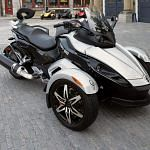 BRP Can Am Spyder Roadster SM5 (2008-09)