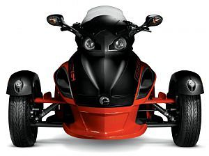 Can-Am Spyder RS-S Roadster (2012-13)