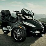 Can-Am Spyder RS Roadster (2010-11)