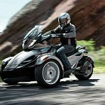 Can-Am Spyder RS Roadster (2013-14)