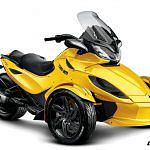Can-Am Spyder ST-S (2015-16)