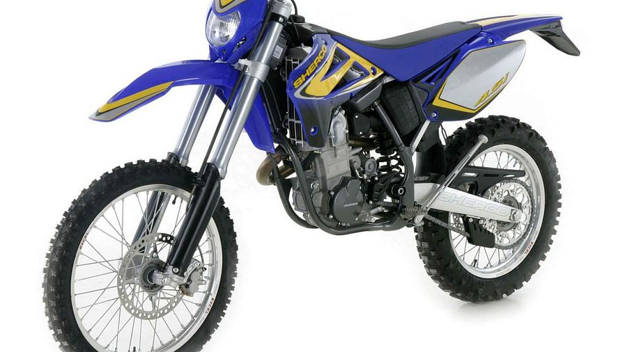 Sherco City Corp 125 Enduro (2004)
