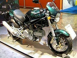 Ducati Monster 620ie Matrix (2001)