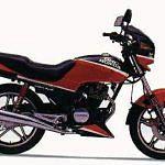 Daelim CBX 125 (1986)