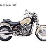 Daelim VL 125 Daystar (2000)