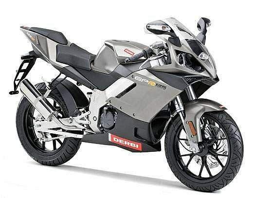 Derbi GPR 125 (2007-10)
