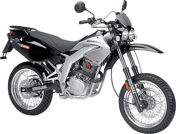 Derbi Senda SM 125 4T (2004-07)