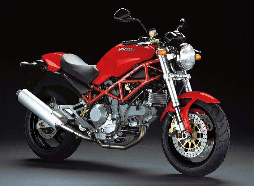 Ducati Monster 1000 (2005)