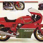 Ducati 1000 MHR (1984)