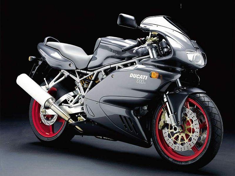 Ducati 1000 Super Sport (2003)