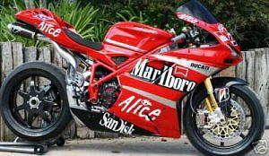 Ducati 1098 (2007)