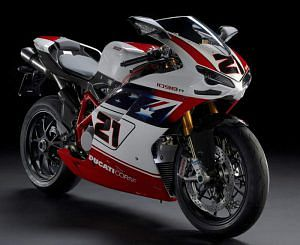 Ducati 1098 R Bayliss Limited Edition (2009)