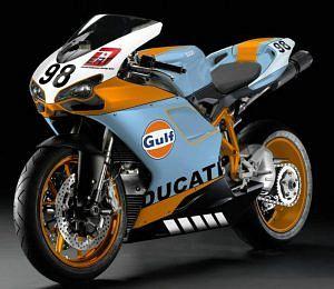 Ducati 1098R Gulf Endurance Racer (2008)