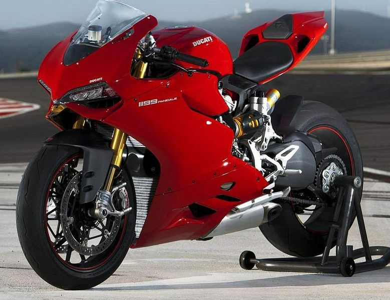 Ducati 1199 Panigale (2012)