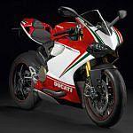 Ducati 1199 Panigale Tricolore (2013)