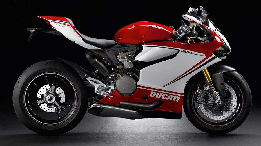 Ducati 1199 Panigale Tricolore (2012)