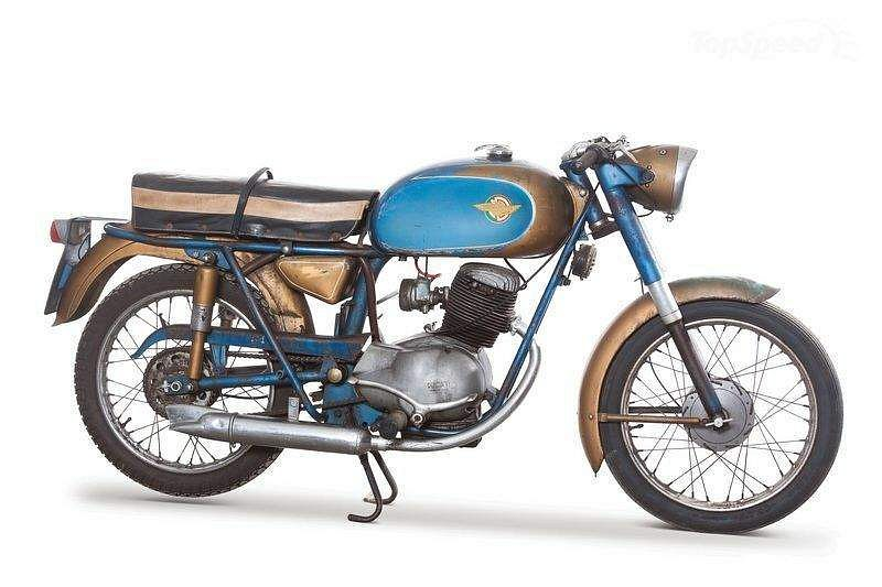 Ducati 125 Aurea (1958-62)