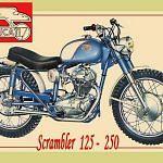 Ducati 125 Scrambler (1962-63)