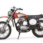 Ducati 125 Scrambler (1971-72)
