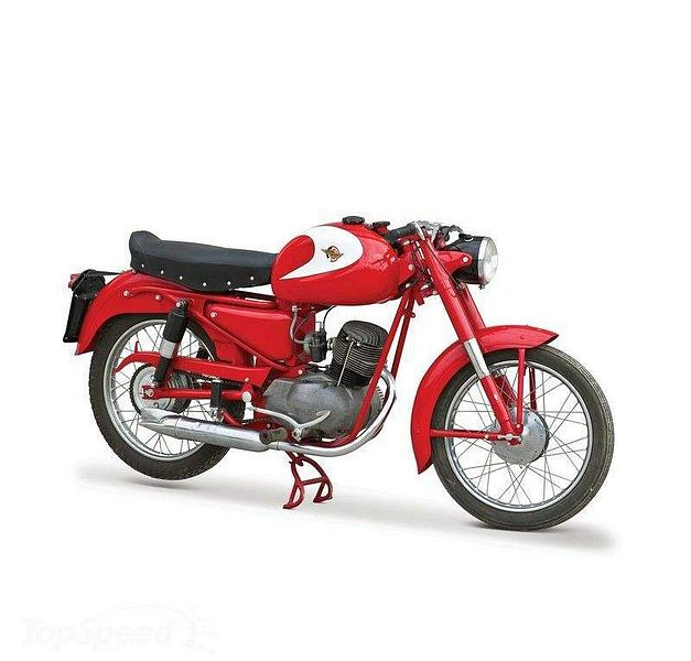 Ducati 125 Sport (1957-60)