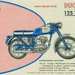 Ducati 125 (1961-63)