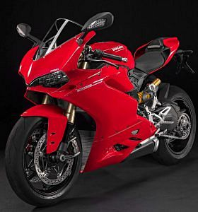 Ducati 1299 Panigale (2017)