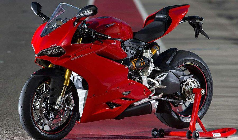 Ducati 1299S Panigale (2016)