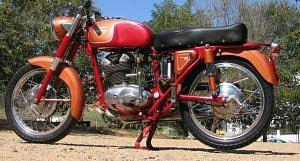 Ducati 175TS Turismo Speciale (1958-61)