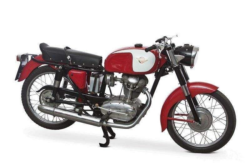 Ducati 175TS Turismo Speciale (1962-65)