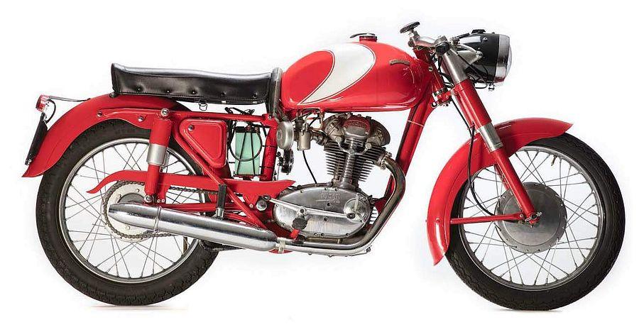 Ducati 175T Turismo (1957-60)