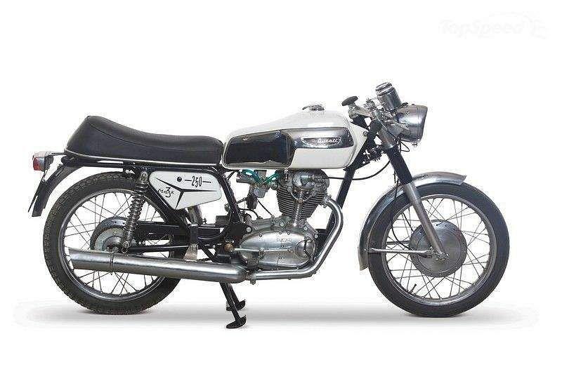 Ducati 250 Mark 3 Desmo (1970)