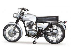 Ducati 250 Diana Mark 3 (1968-72)