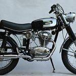 Ducati 250 Scrambler (1965-66)