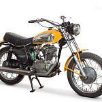 Ducati 250 Scrambler (1967-75)