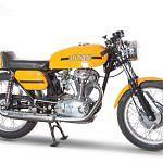 Ducati 350 Desmo (1970-72)