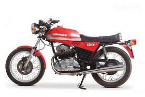 Ducati 350 GTL (1975-77)