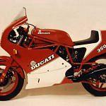 Ducati 350 F3 (1986-88)