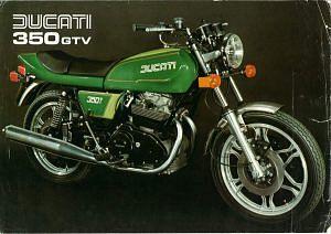 Ducati 350 GTV (1977-81)