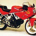 Ducati 350SS (1991-98)