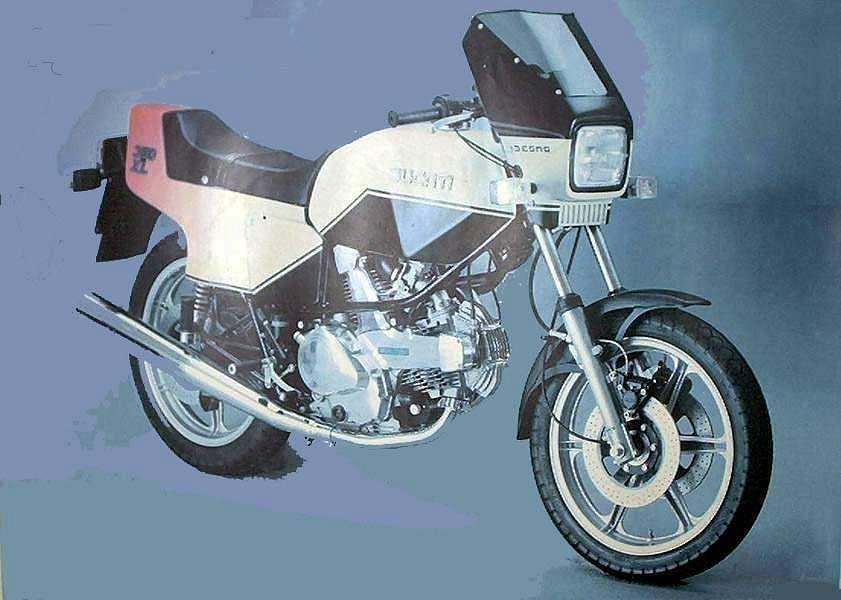 Ducati 350XL Pantah (1983-85)