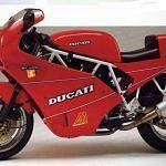 Ducati 400SS Junior (1989-90)